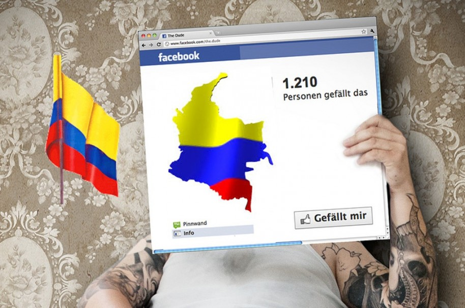 Facebook en Colombia