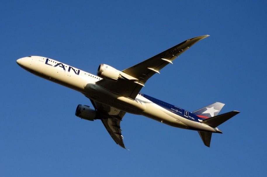 Boeing 787-8 de Latam