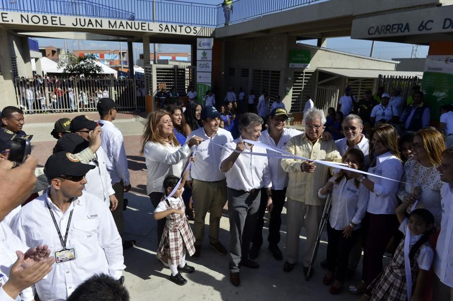 Inauguración en Soledad