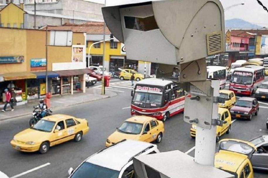 Anulan fotomultas en Medellín