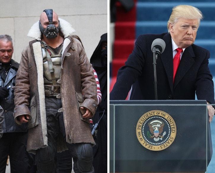Bane   Donald Trump