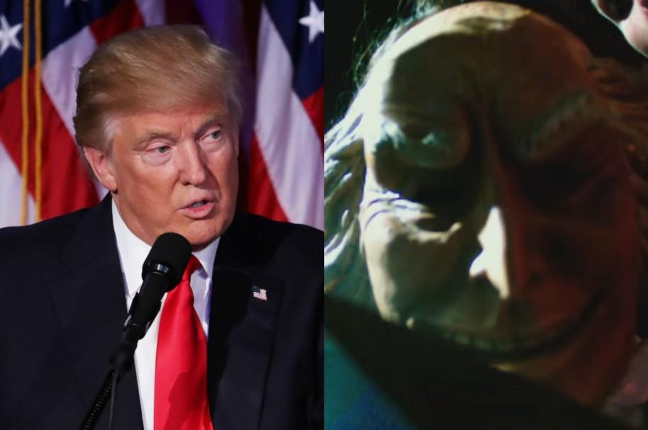 Eslogan de Donald Trump será igual que el de la película 'The Purge'