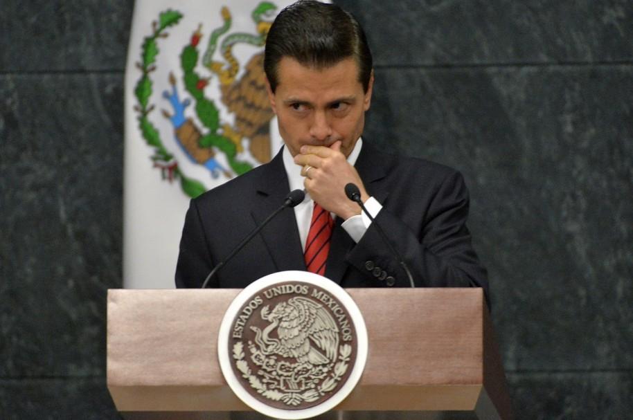 Presidente de México, Enrique Peña Nieto