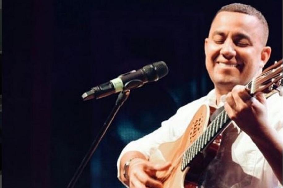 Felipe Peláez, cantante vallenato
