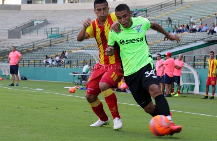 Jugadores Cali y Pereira