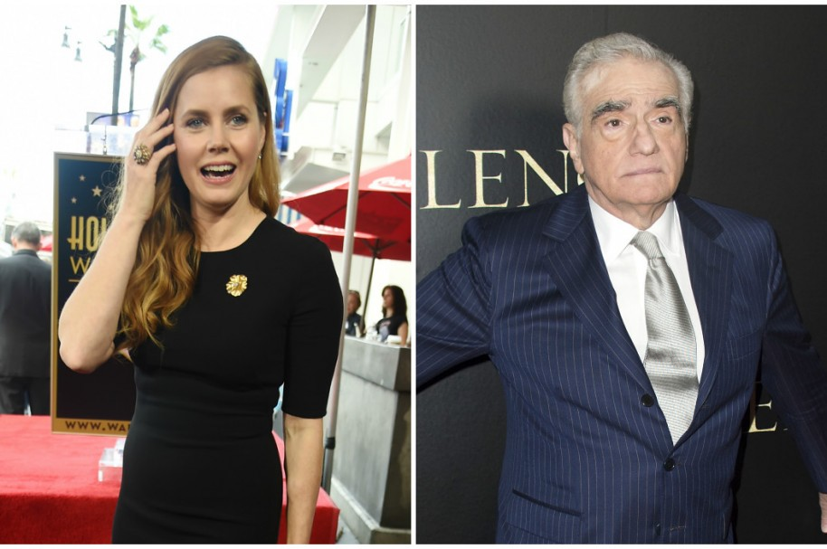 Amy Adams / Martin Scorsese