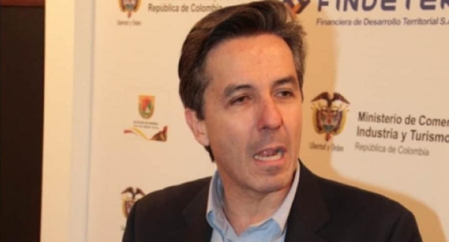 Roberto Prieto fue gerente en las campañas de Santos.