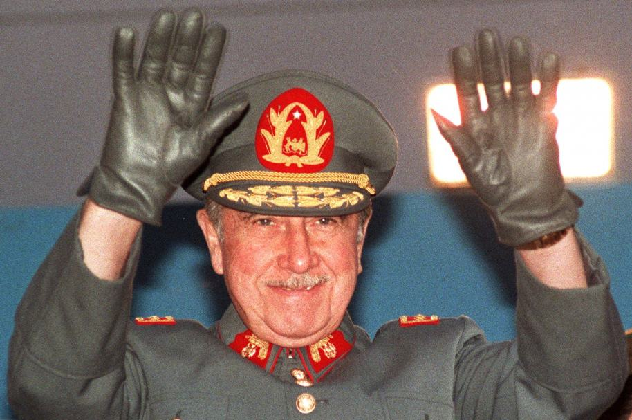 General Augusto Pinochet, dictador chileno