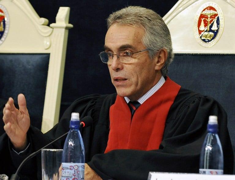 Juez Diego García-Sayán