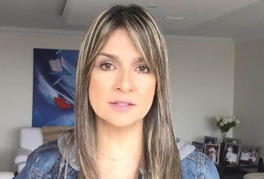 Vicky Dávila, expresentadora de RCN y actual locutora de La W.