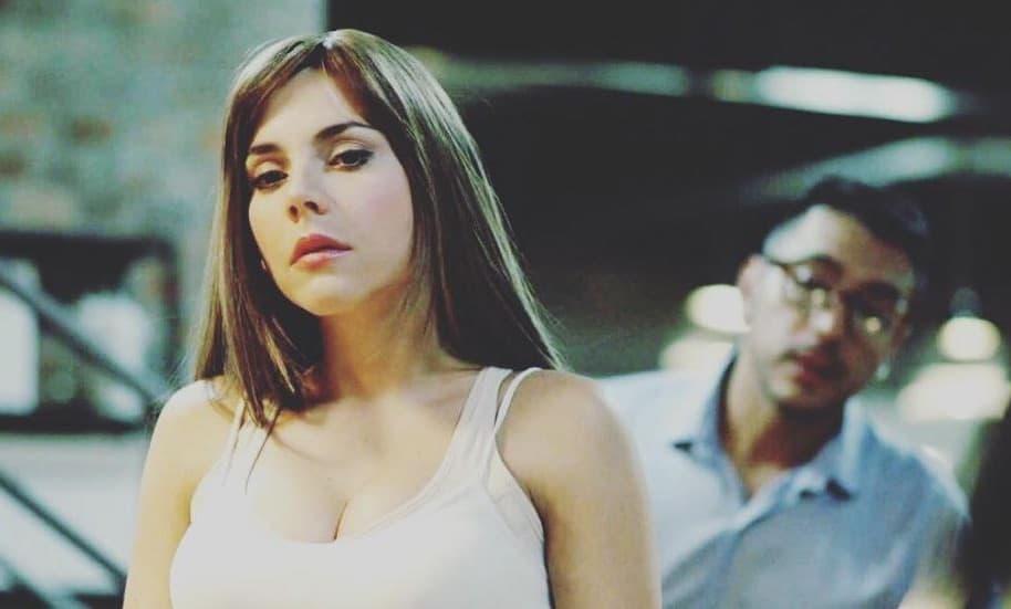 Actriz Carolina Gaitán, protagonista de 'Sin senos sí hay paraíso'