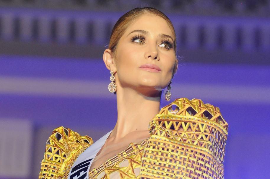 Miss Venezuela Mariam Habach Santucci