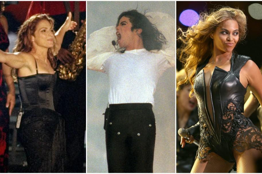 Gloria Estefan / Michael Jackson / Beyoncé