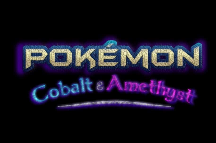 Pokemon Cobalt and Amethyst