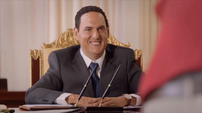 Andrés Parra como Hugo Chávez
