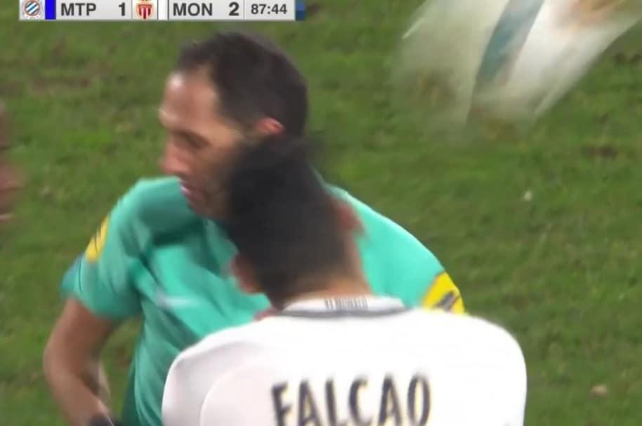 Balonazo Falcao