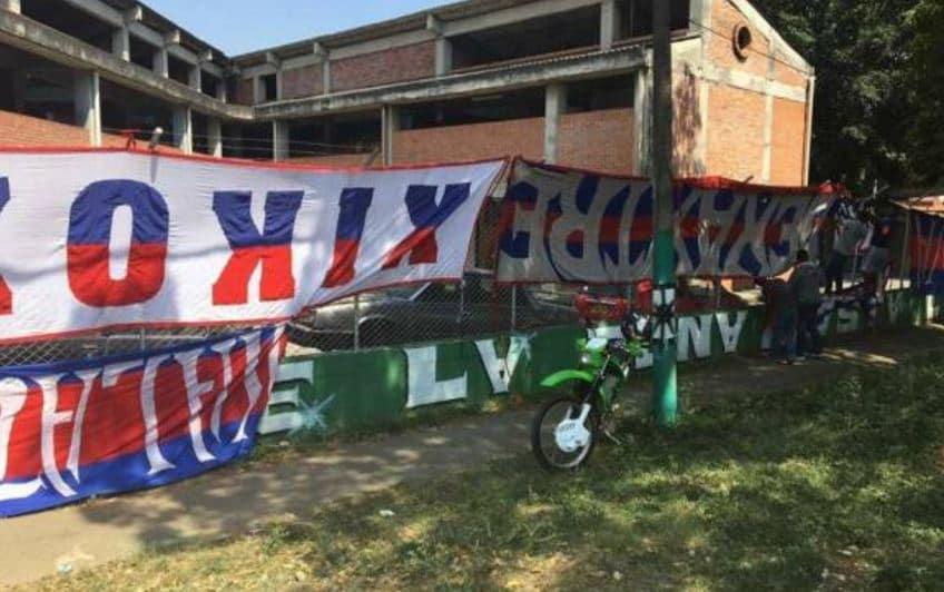 Banderas RXN robadas