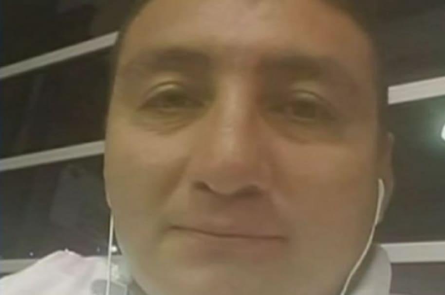 Jhon Alexander Soler, escolta asesinado