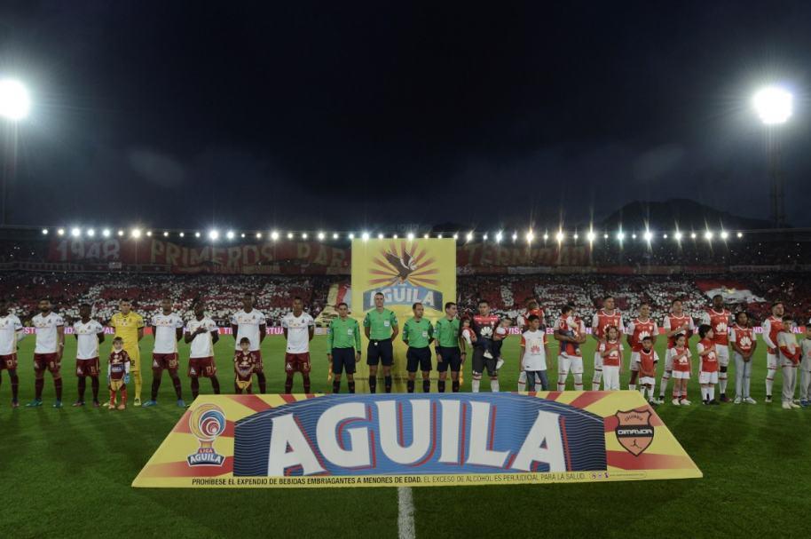 Fútbol colombiano