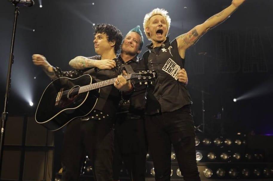 Green Day, banda estadounidense. Pulzo.com