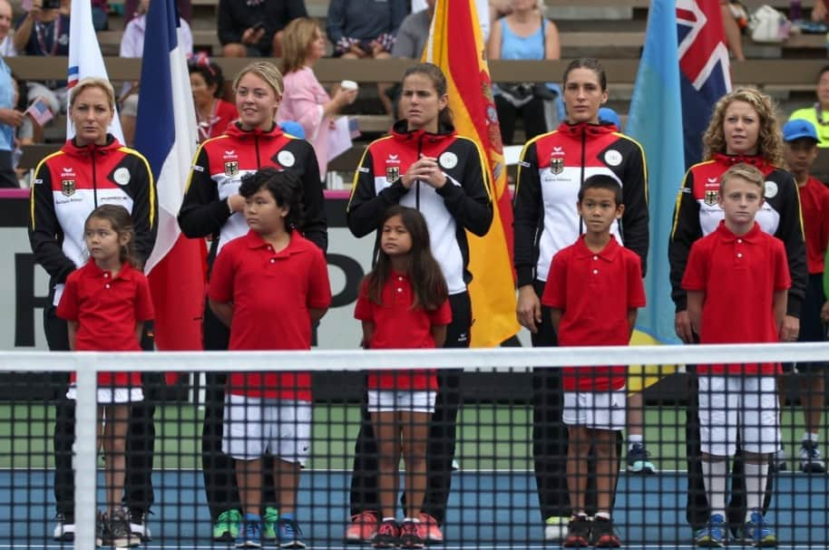 Fed Cup Alemania