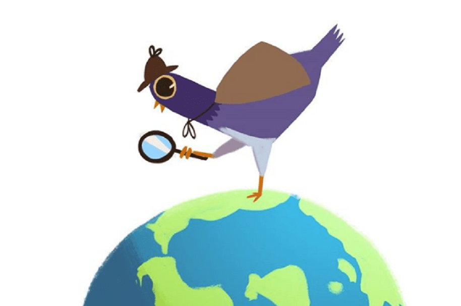 Trash Doves