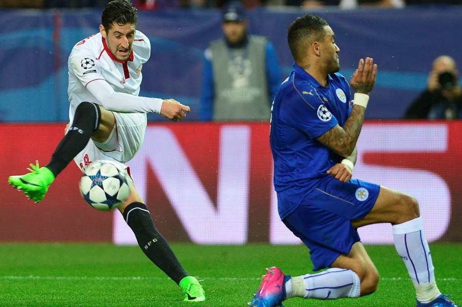 Sevilla vs. Leicester