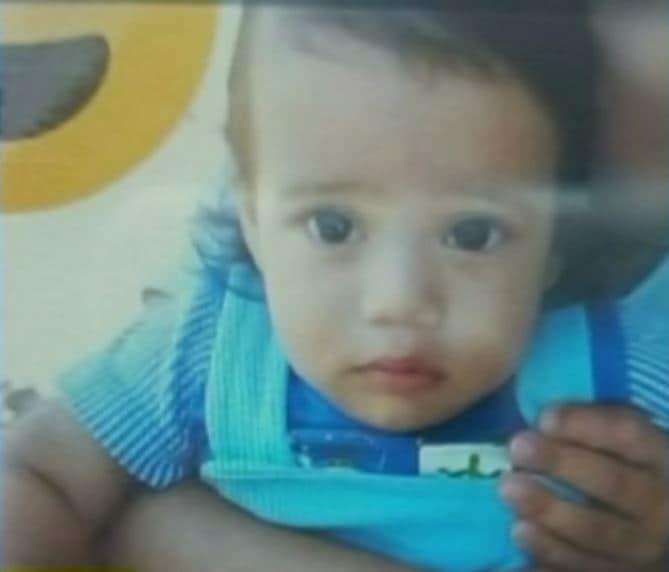 Bebé de 9 meses que murió quemado