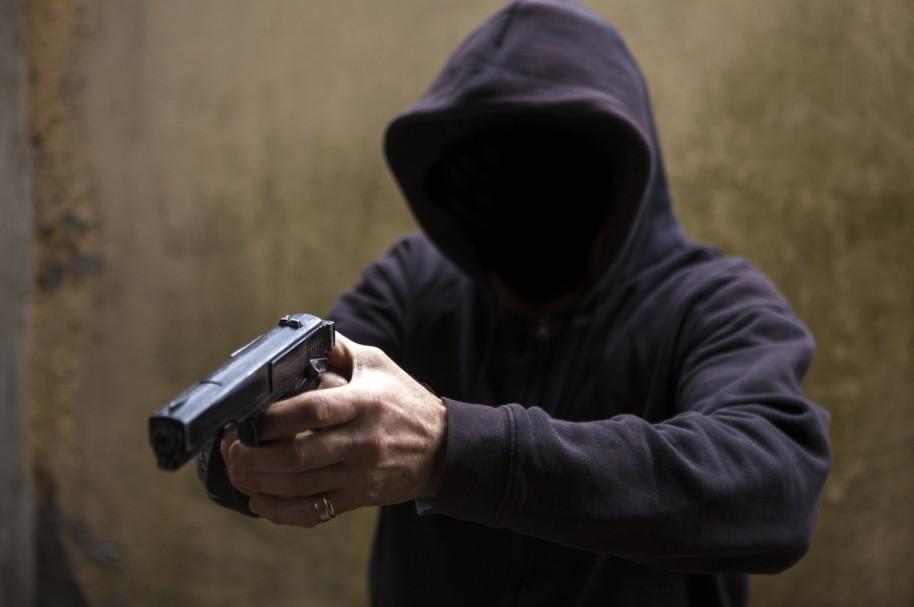 Ladrón armado. Pulzo.com