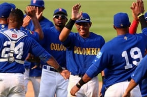 Colombia béisbol