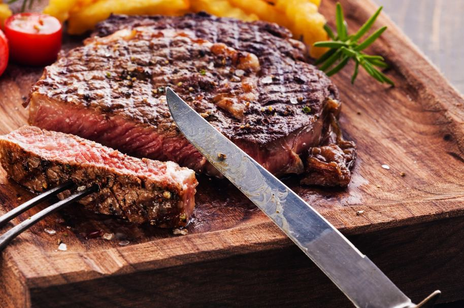 Cobran cuchillo de corte en restaurante en argentina for Cuchillo de corte