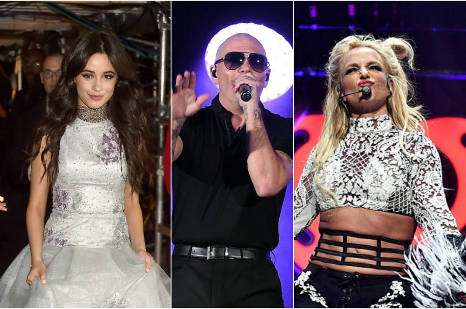 Camila Cabello / Pitbull / Britney Spears