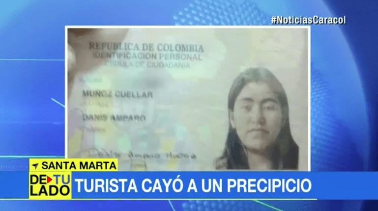 Mujer paisa Danis Amparo Muñoz Cuéllar. Pulzo.com