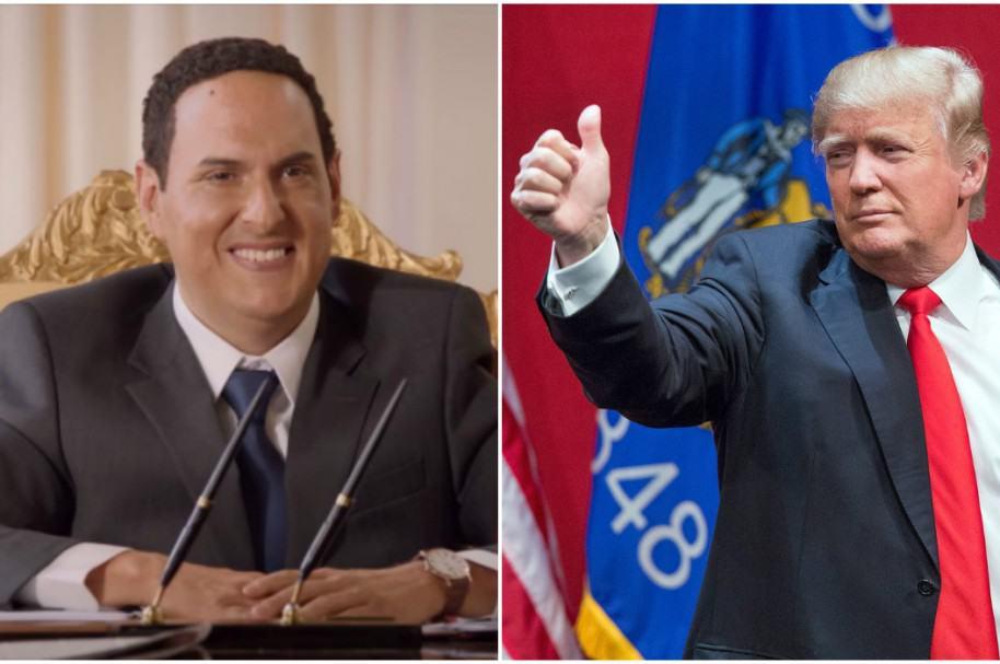 Andrés Parra / Donald Trump