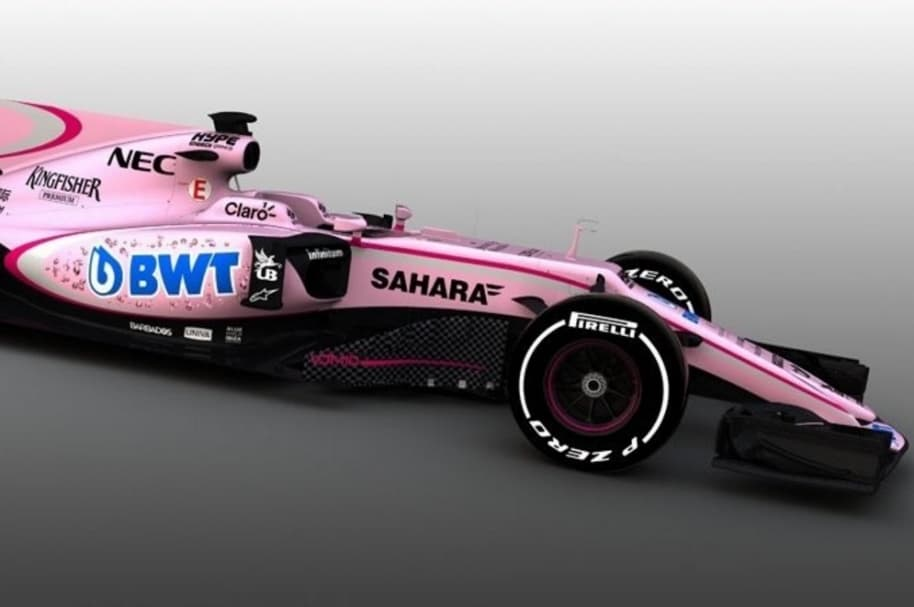 Carro Force India