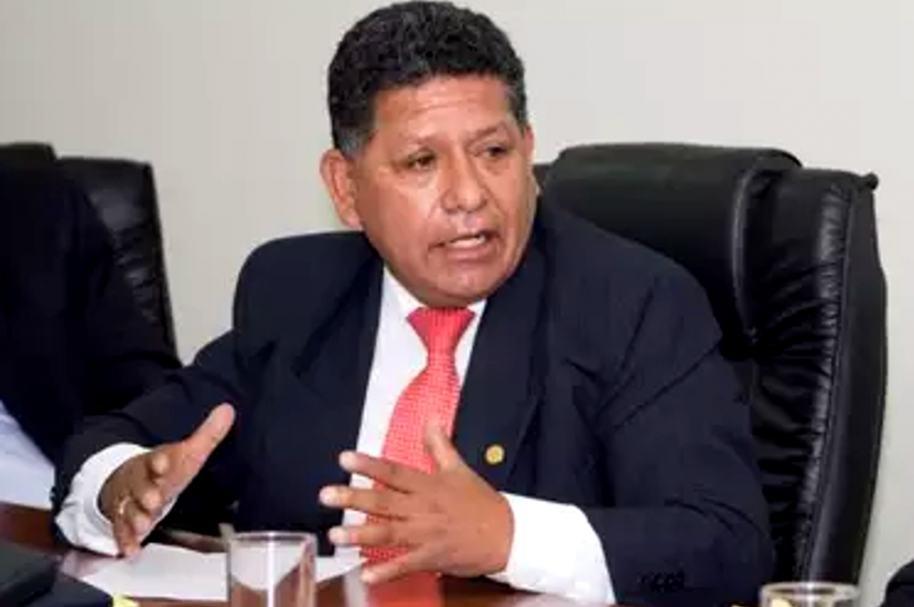 Ricardo Medina, concejal peruano