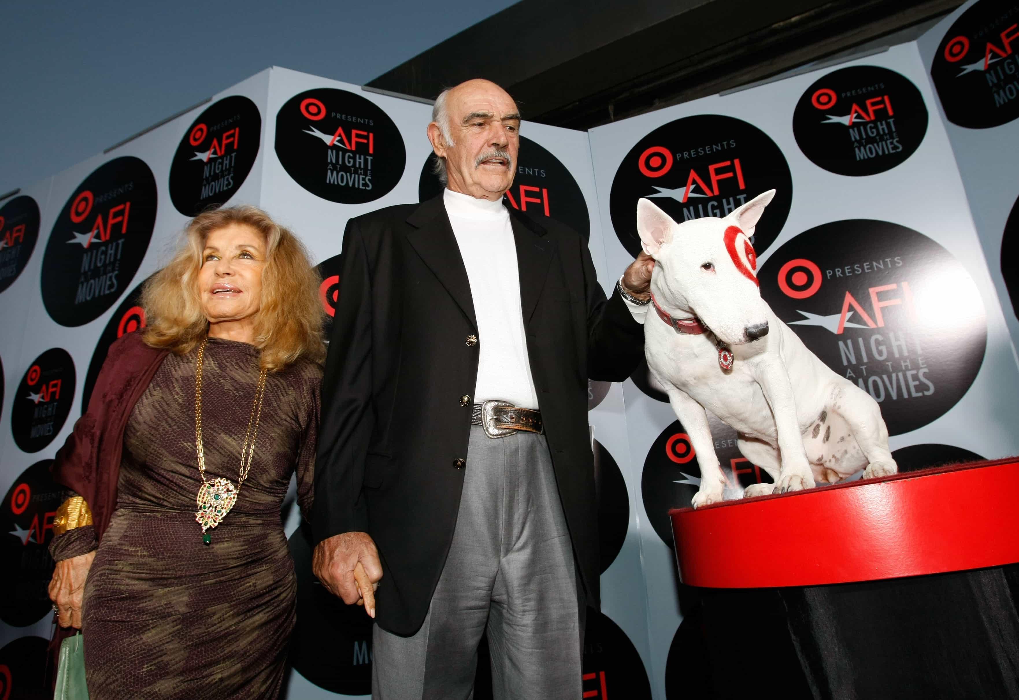 Micheline Roquebrune y Sean Connery - Pulzo.com