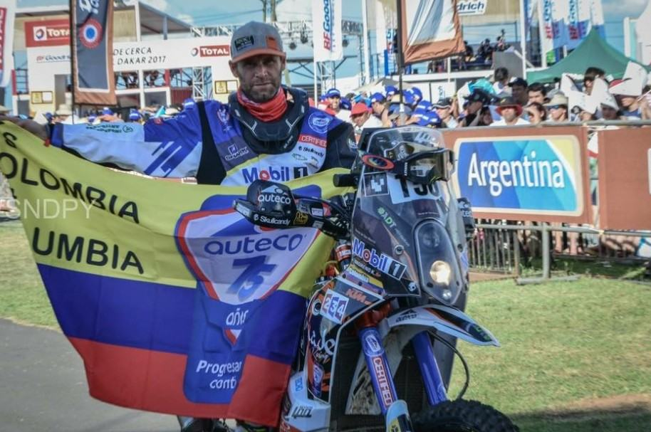 Rally Colombia