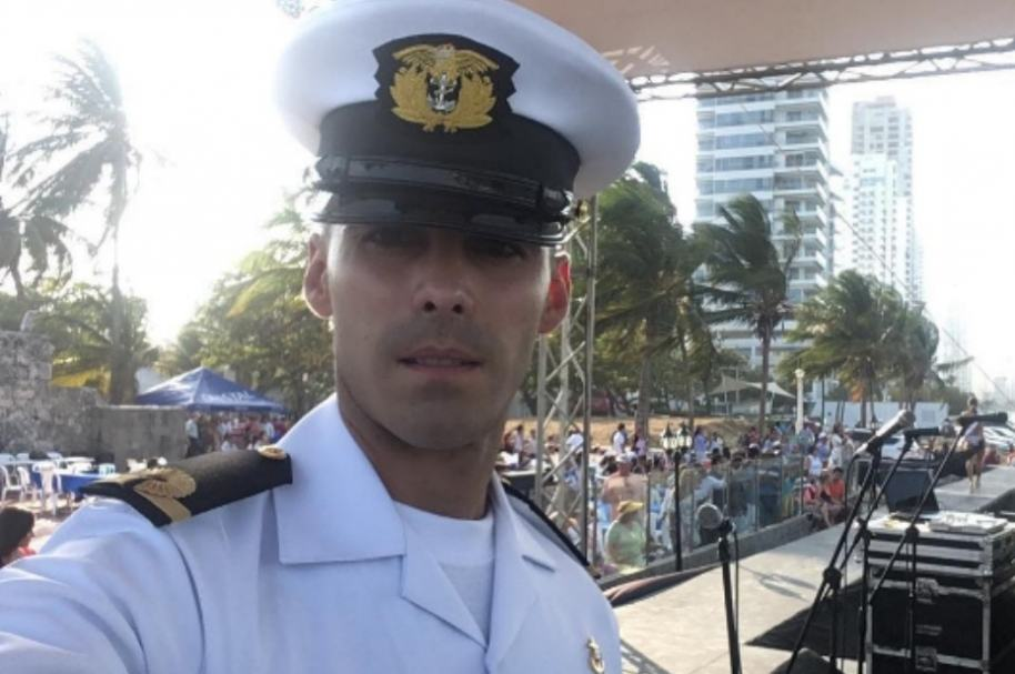 Pedro Pallares, actor y oficial naval.