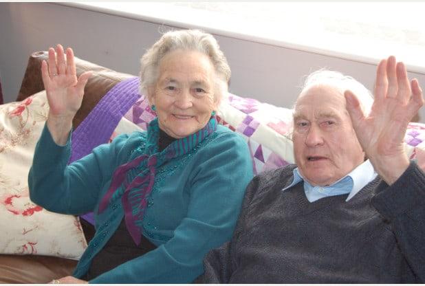 Wilf y Vera