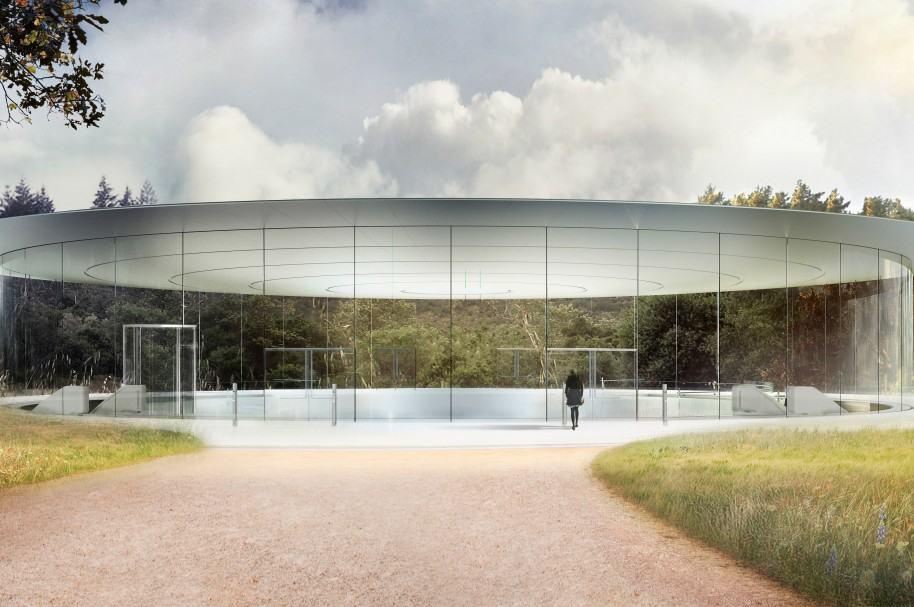 Vista del Teatro Steve Jobs
