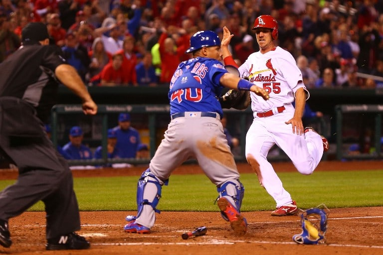 Chicago Cubs vs St Louis Cardinals