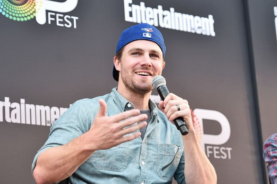 Stephen Amell. Pulzo.com