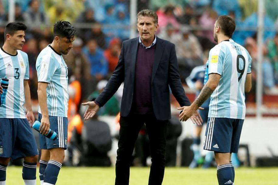 Bauza no va más con Selección Argentina