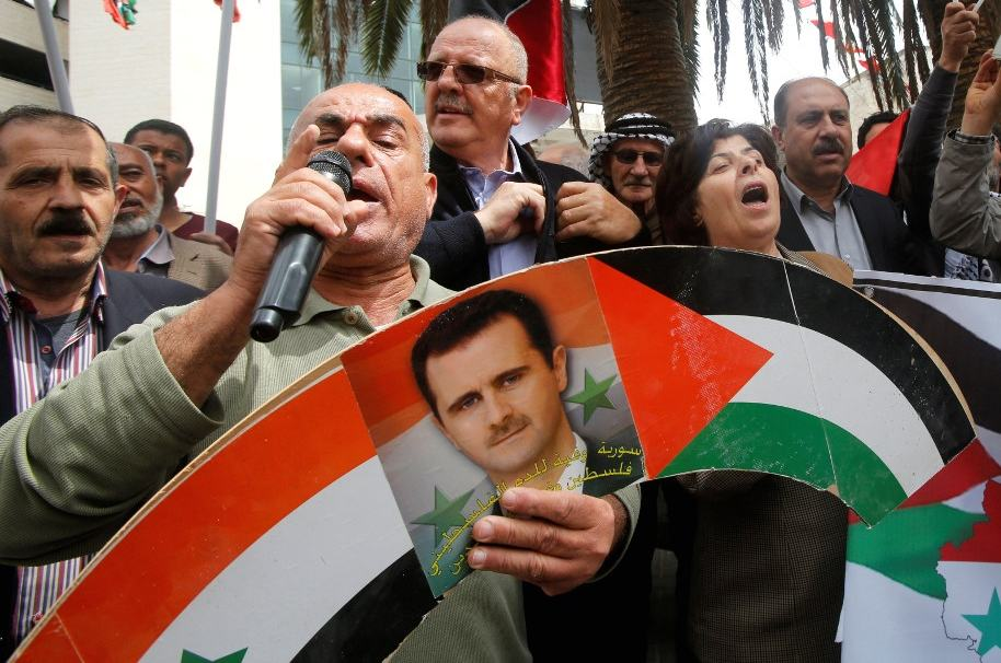 Presidente sirio
