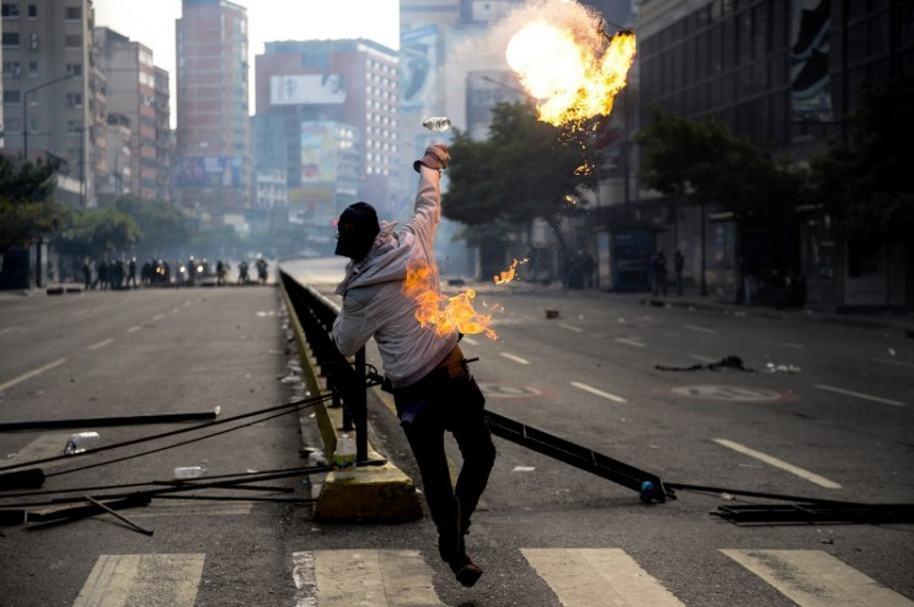 Orden público en Venezuela