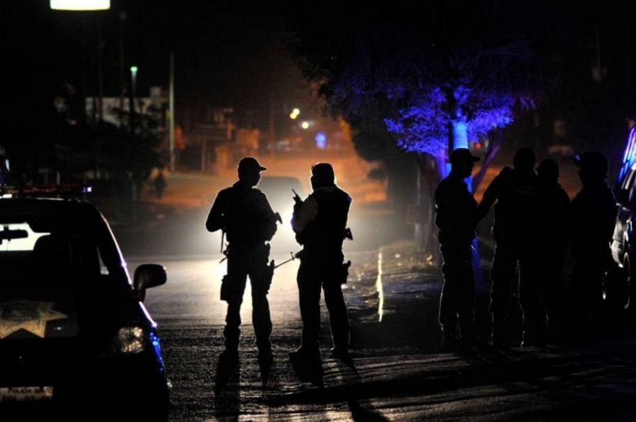 Colombianos asesinados en México