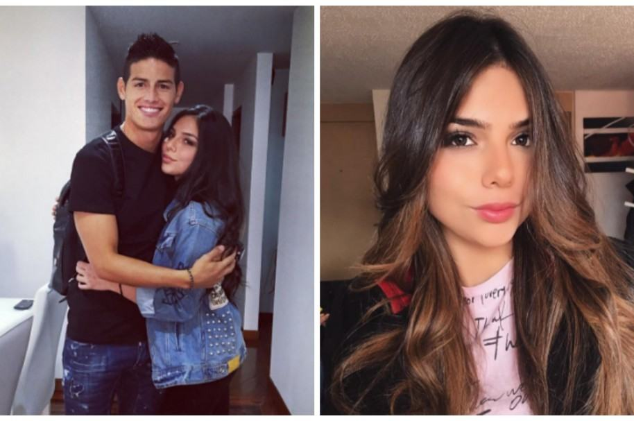 Rutina y dieta Hermana James Rodríguez