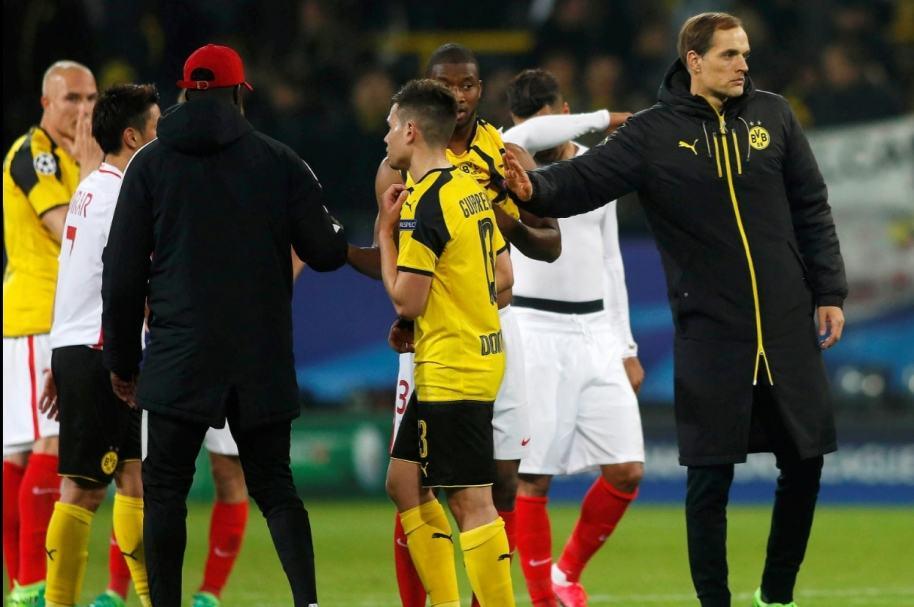 Técnico del Borussia Dortmund, Thomas Tuchel