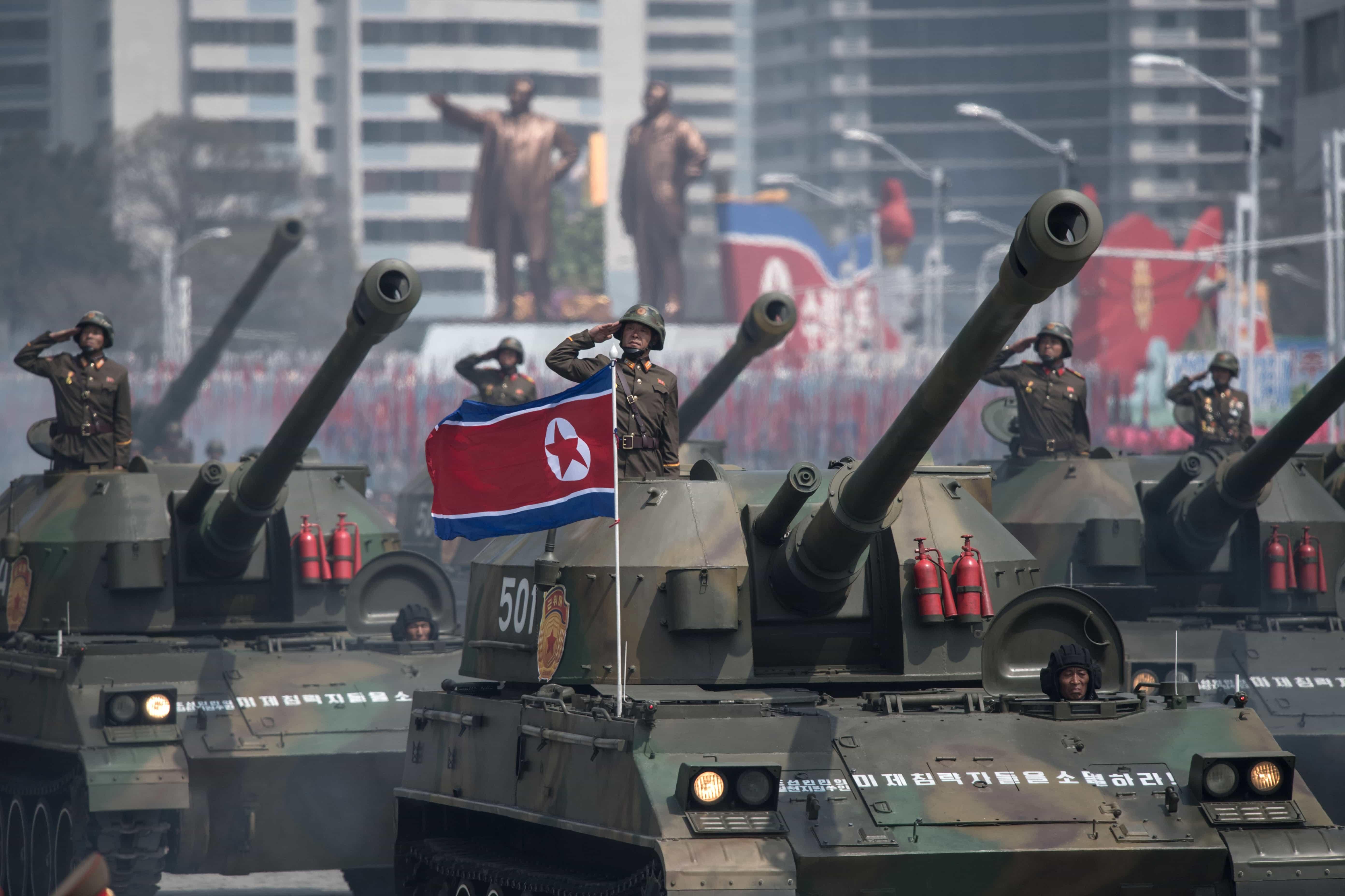 Corea del Norte afirma estar preparada para responder a cualquier ataque nuclear
